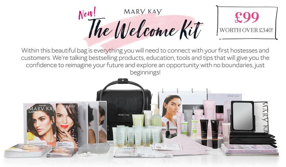 Discover Mary Kay